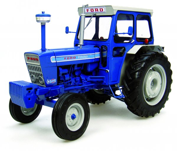 Ford 7000, 1:16